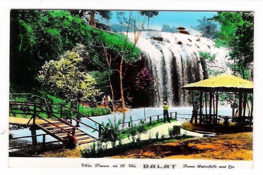 Thac Prenn và So Thù DALAT Prenn Waterfalls and Zoo